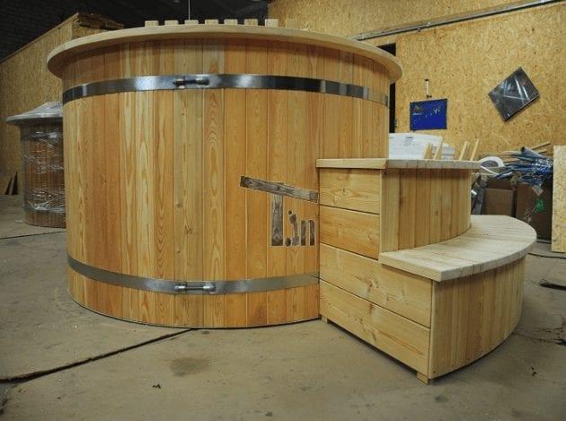 Polypropylene Hot Tub Assembly