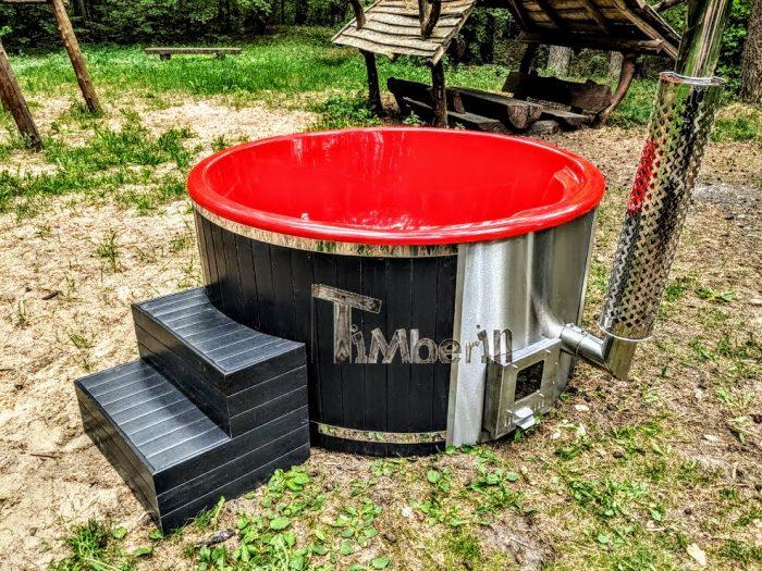 Hot tub wood burning uk