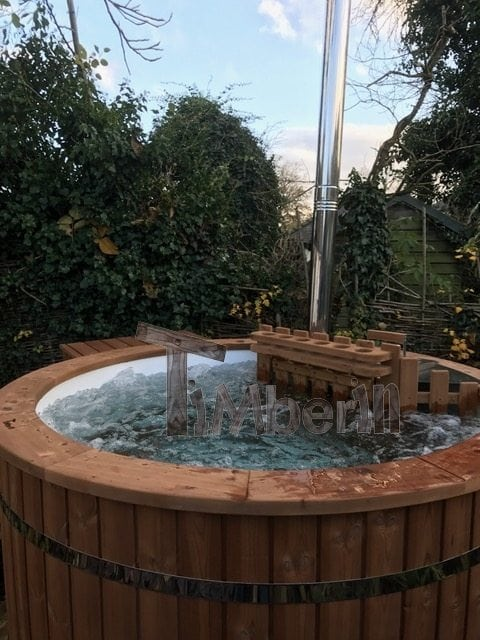 Tom, Polypropylene Lined Outdoor SPA, Bishop's Stortford, UK (2)