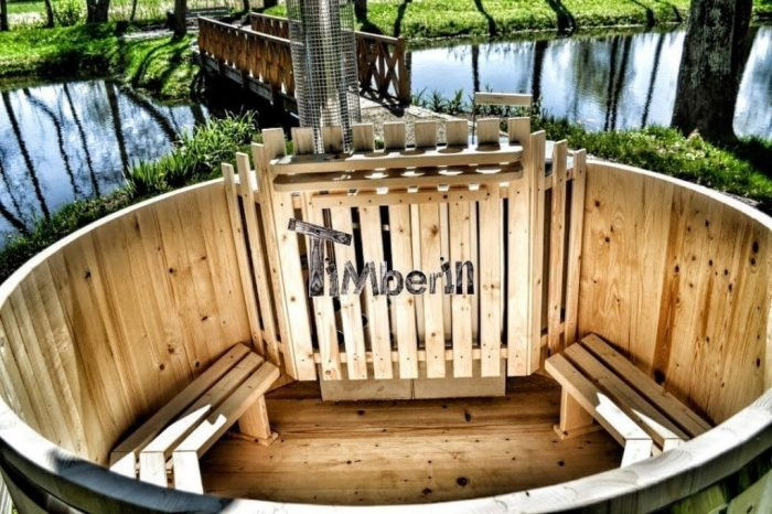 Wooden Hot Tubs Kits