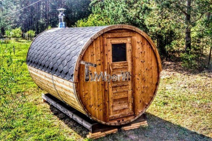 Outdoor Garden Wooden Sauna For Sale Uk