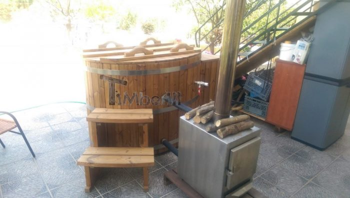 Wooden Hot Tub For 2 Persons, Andy, Sissi, Crete (3)