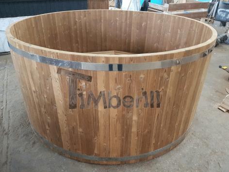 How Do We Build A Wooden Hot Tub DIY 5