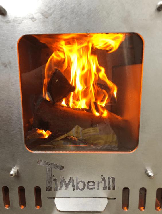 Wood Burning Fiberglass Hot Tub With Jets Wellness Royal, Ahrooran, Derry, Ireland (1)