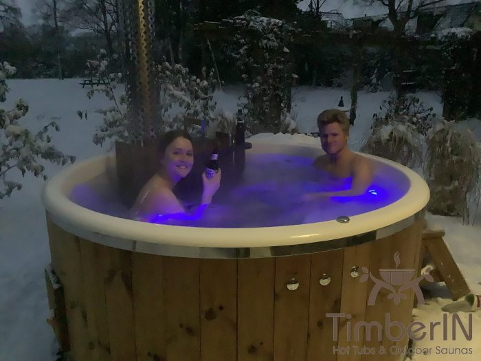 Outdoor jacuzzi hot tub wood fired 4 6 persons with snorkel burner, eric, hulten, netherlands (3)