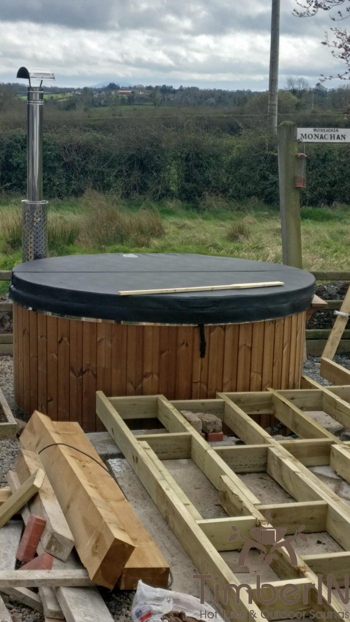 Wood burning heated hot tubs with jets – timberin rojal, geoff, armagh, united kingdom (2)